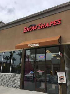 BrowShapes