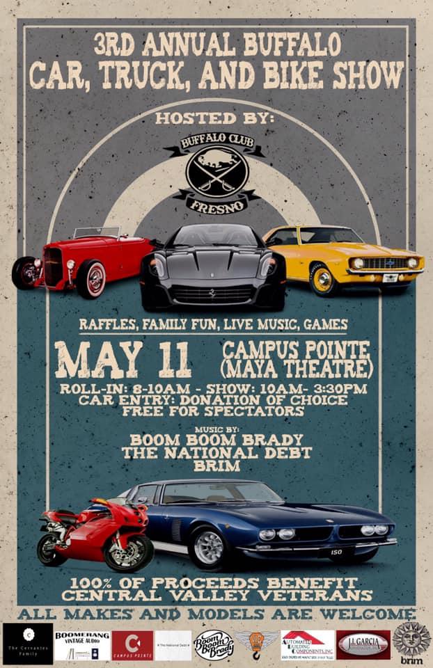 Buffalo Car Show 2019 - Campus Pointe